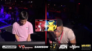 Smash at the Paramount SSBU - Raptor (Yoshi) Vs. Aarmak (Pikachu) Smash Ultimate Tournament Pools