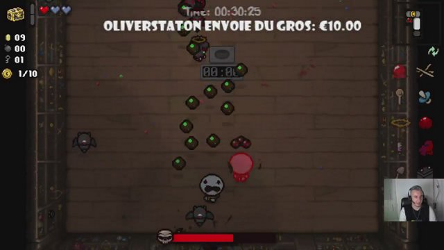 Envoie Du Gros Video moustik_2002 - isaac afterbirth live 1 : lilith greeeeed - twitch