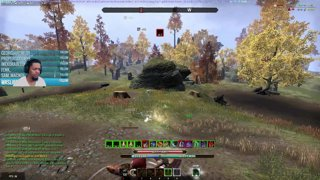 ESO OPEN WORLD PVP THE LOLZ