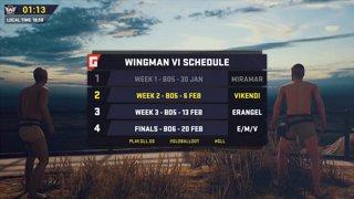 RERUN: GLL Wingman VI - Vikendi Week