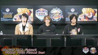 FULL:[公式日本語配信]ドラゴンボール ファイターズ ワールドツアー ファイナル (Day1/最終予選)
