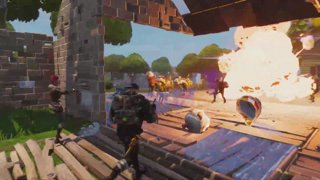 Fortnite Launch Day Celebration - July 25th @ 4PM EDT