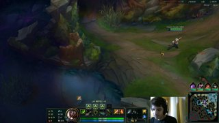 Highlight: SOLO Q YI GAMES LONG DELAY LAN 1200LP RANK 4