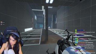Portal 2 (co-op with Breezy): Part 2