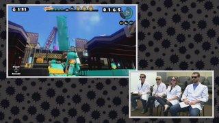 Nintendo Treehouse: Live with Splatoon Global Testfire
