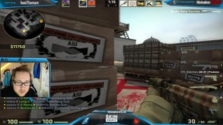 CS:GO - zonixx SICK 4k (AK+DEAGLE)
