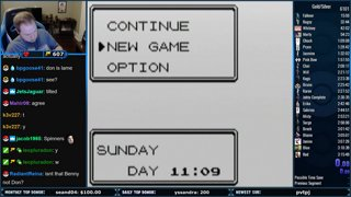 Pokemon Gold World Record Attempt - 20-07-2018