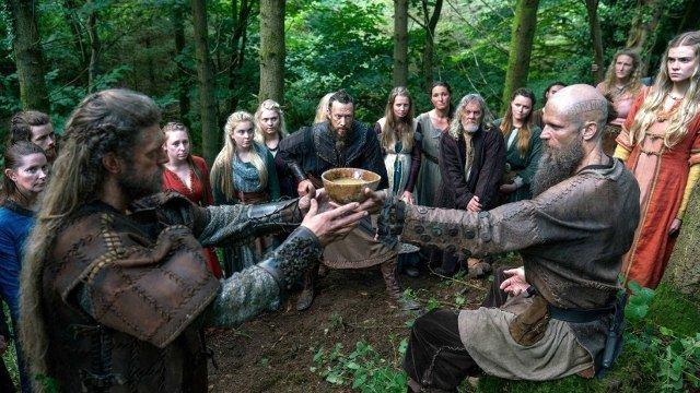 Vikings 5x11 sub Eng Season 5 Episode 13
