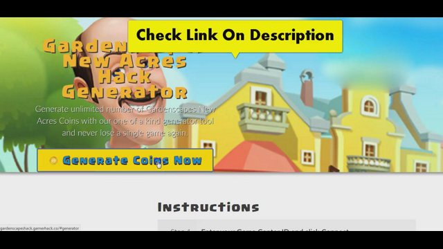 gardenscapes hacks and cheats