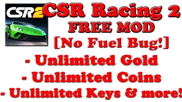 download unlimited gold csr racing - Southcorner Barber