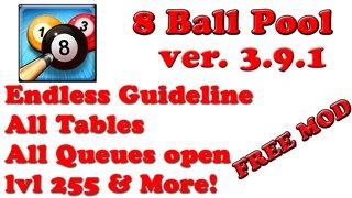 8 ball pool mod apk 3.7 4