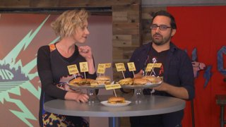 Mothership w/Hector & Amy: Binging w/ Babish, Snack Chat, & Them's Fightin' Herds #GNSLive