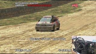 Gmflex81 - Sega Rally | Sega Model 2 Emulator - Twitch