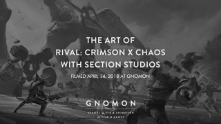 The Art of Rival: Crimson x Chaos with Section Studios
