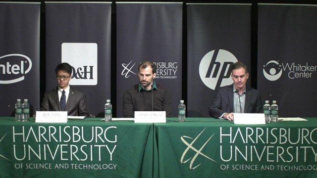 Live Reveal of Harrisburg University's eSports Staff