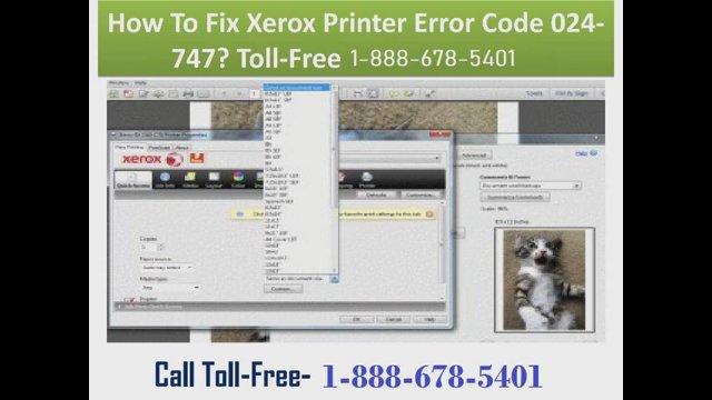 Call 1-888-678-5401 Fix Xerox Printer Error Codes & Massages in a flash mp4