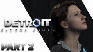 ที่แห่งนี้มีคนตาย - DETROIT: Become Human - Part 2