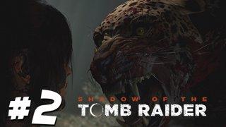 เจอเสื้อน้อยคอยกัดหู - Shadow Of The Tomb Raider - Part 2