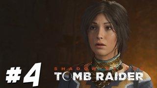 เจอแต่รูต้องดำว่าย - Shadow Of The Tomb Raider - Part 4