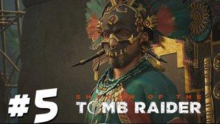 เจอมัดจุกบุกถึงที่ - Shadow Of The Tomb Raider - Part 5