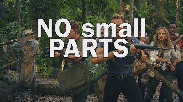 Imdb No Small Parts Imdb Exclusive Kong Skull Island Star John C Reilly Twitch