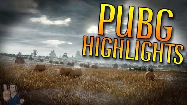 Sick Moments in Playerunknown's Battlegrounds - PUBG