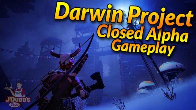 Darwin Project Gameplay - Closed Alpha Weekend, November 2017