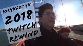 2018 Twitch Rewind - JOEYKAOTYK