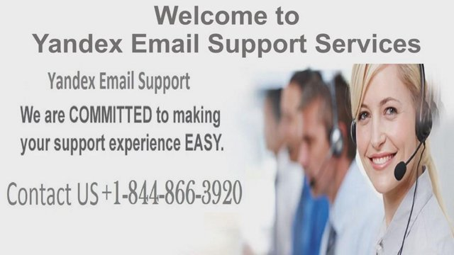 Yandex Email Support Phone Number +1-844-866-3920