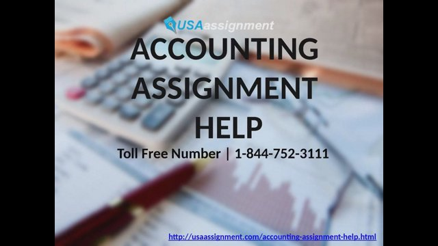 jonescottusa accounting assignment help in usa usaassignment  accounting assignment help online 1 844 752 3111