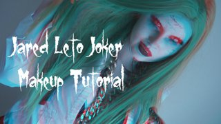 Jordeekai Jared Leto Joker Makeup Tutorial Jordeekai Twitch - Joker-makeup-tutorial