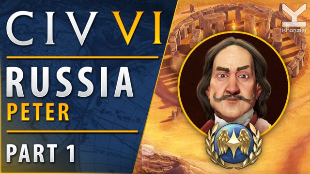 Civ 6 - Russia - Part 1 of 8 - Religion