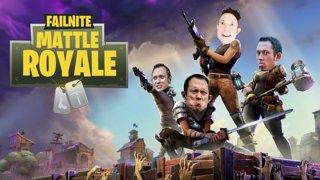 Matt Heafy (Trivium) - First Ever Fortnite Solo Win [Full Game]