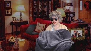 Granny Edna Christmas (Kitmas) Eve