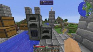 Kryllyk - FTB Continuum - Ep  4 - Building & First Power