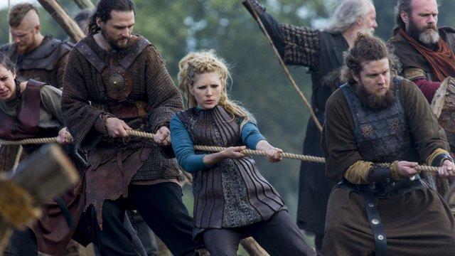 Vikings Season 5 Episode 15 (TV Series)   HD720p