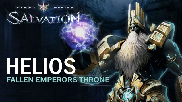 Lineage2 - HELIOS Fallen Emperors Throne #Salvation #OfficialServerNAIA