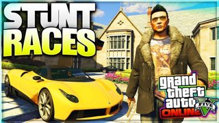 FailMobGaming - GenYoutube net GTA 5 lets play stunt races w