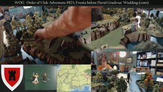 World of Greyhawk Knights of Ulek; Shield Lands - Events Before David Gradivus' Wedding (Continuation)