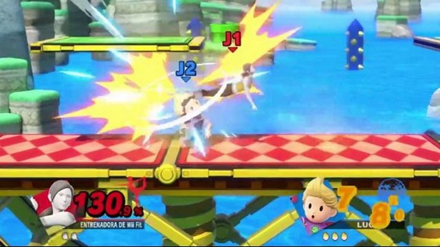 Wii Fit Trainer vs Lucas (Jank Combos -- Elite Ranked -- Smash Ultimate)