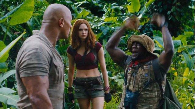 Untitled Jumanji Welcome To The Jungle Sequel P E L I C U L A Completa 2019 En Español Latino Gratis Mejor Calidad