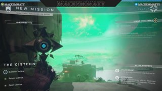 Mackemmatt - Destiny 2 Lake of Shadows Strike (PS4 Exclusive) - Twitch