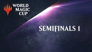2018 World Magic Cup Semifinals 1