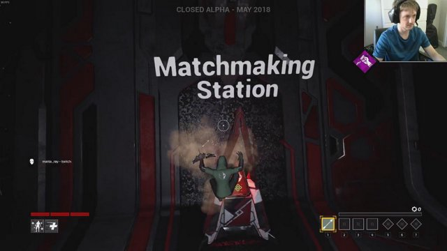 deathgarden matchmakingdating a team magma grunt chapter 10.2
