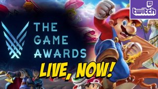 GAME AWARDS LIVE & Smash Ultimate Release w/YoVideogames (Thurs 12-6)