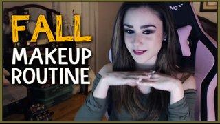 Fall Makeup Routine