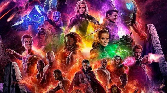 ((Avengers: Endgame)) [2019] FULL MOVIE