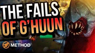 THE FAILS & FALL OF G'HUUN | Uldir Mythic Week 2 Twitch Clips & Highlights | Method