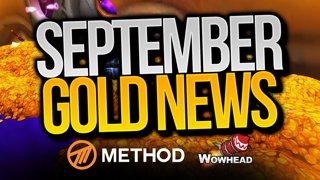 BIGGEST GOLD MAKING METHOD IN THE 1ST MONTH OF BFA | September 2018 Gold Making Recap | Method