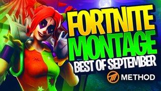 Best of Method Fortnite Pro Players (September) - FORTNITE MONTAGE